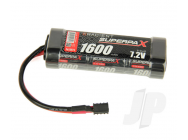 Batterie Nimh 2/3A 7.2V 6 Elements 1600mAh NiMH Radiant - RDNA0090