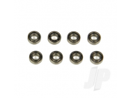 Shadow 240 Bearing Set 6x3x2mm (8) by Ares - AZSQ1816