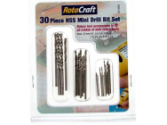 Set 30pcs mini Forets HSS RC9003 -  jp-5533224 - JP-5533224
