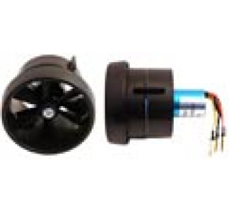 Turbine Brushless 50mm - HY003A