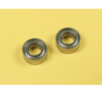 TWISTER HEAD/MAIN SHAFT BEARINGS 3x6x2.5 (2)  jp-6600750 - JP-6600750